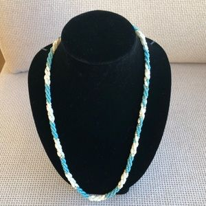 White water pearl necklace